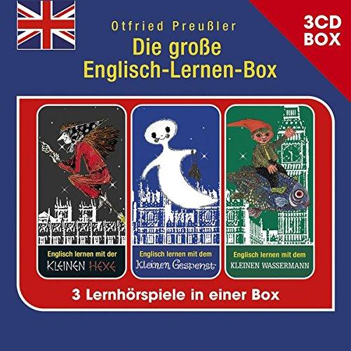 Die Große Englisch-Lernen-Box (3-CD Hörspielbox) (Hörspielboxen)