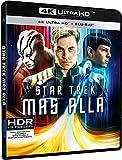 Star Trek: Más Allá (4K Ultra HD) [Blu-ray]