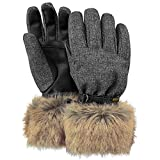 BARTS Empire Skigloves, brown,M