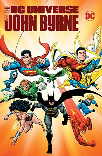 DC Universe by John Byrne (In Dc Halloween)