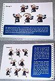 Jonglieren lernen mit Jongloro (DIN A5 Querformat): (Spiralbindung - stabiles Papier)