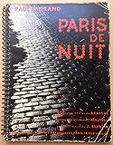 Paris de nuit.