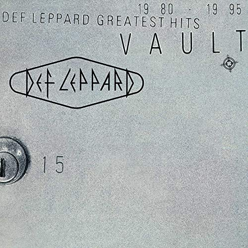 Vault: Def Leppard Greatest Hits (1980-1995) (2lp) [Vinyl LP]