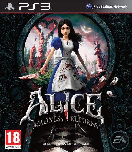 Alice: Madness Returns Sony Ps3