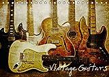 Vintage Guitars (Tischkalender 2014 DIN A5 quer): Gitarren im Vintage-Look (Tischkalender, 14 Seiten)