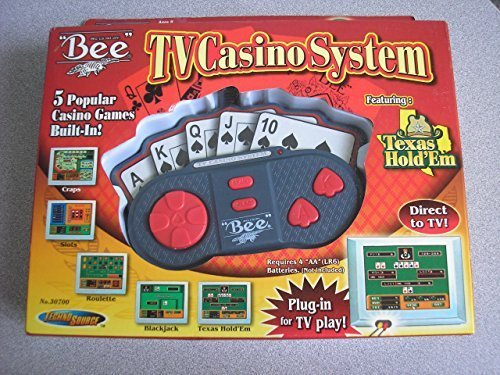 Bee TV Casino System 5 Casino Games by Bee