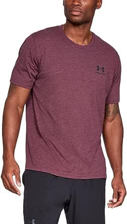 Under Armour Men's Sportstyle Left Chest Short Sleeve Shirt