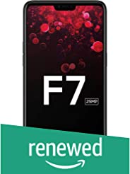 (Renewed) Oppo F7 (Black, 64GB)