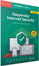 Kaspersky Internet Security 2019 Upgrade | 5 Geräte | 1 Jahr | Windows/Mac/Android | FFP | Download