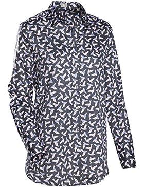 JACQUES BRITT Damen Bluse Bügelleicht City-Bluse