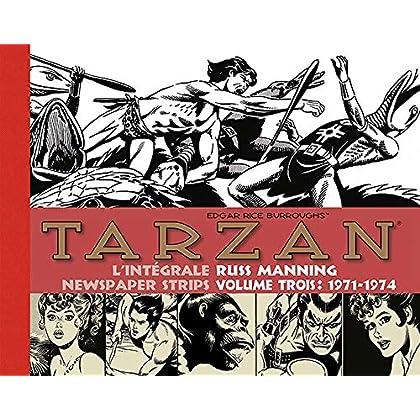 Tarzan, l'intégrale :