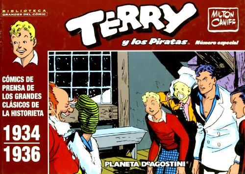 Biblioteca Grandes del Comic Terry y los piratas Especial par CANIFF