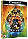 Thor Ragnarok 4K (Including 2D Blu-Ray) [2017] [Region Free] only £25.00 on Amazon