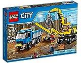 LEGO City 60075 - Bagger und Transportwagen