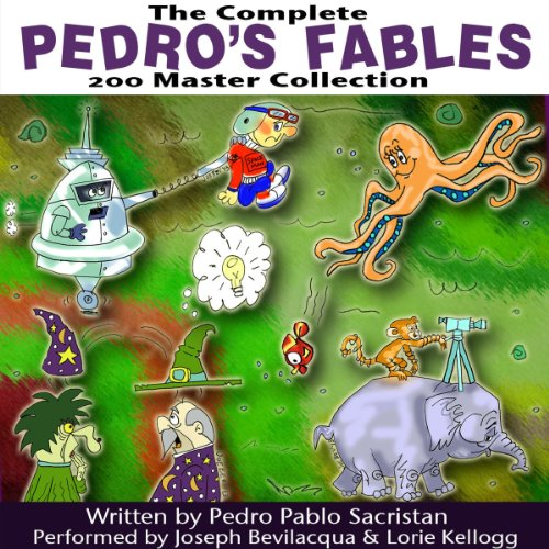 The Complete Pedro's 200 Fables Master Collection  Audiolibri