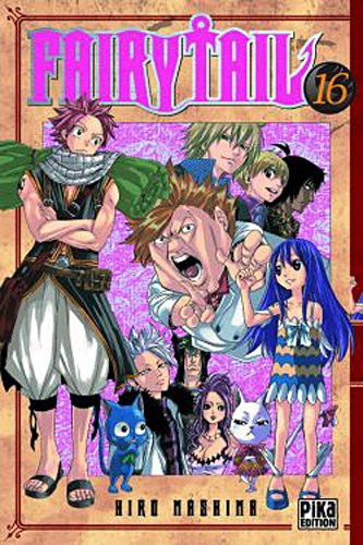 Fairy Tail Edition simple Tome 16