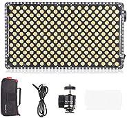 Aputure Amaran AL-F7 On Camera LED Video Light Color Temperature 3200-9500K CRI/TLCI 95+ Led Panel Versatile O