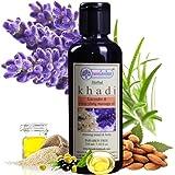 KHADI RISHIKESH Herbal Lavender & Ylang Ylang Massage Oil ,Relax full body ,help lighten skin, and reduce wrinkles, Thus bein