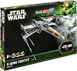 Revell - Maqueta EasyKit Star Wars X-Wing Fighter,...