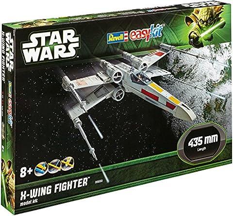 Revell Easy Kit Model Toy Star Wars X-Wing Starfighter