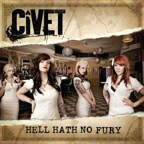 Civet: Hell Hath No Fury (Audio CD)
