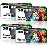 Cool Toner Kompatibel TN-2320 4 Pack Kompatibel Toner Kartuschen für Brother MFC-L2700DW L2707DW L2720DW L2740DW L2700DWR L2700DN L2680W L2705DW