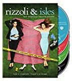 Rizzoli & Isles: The Complete Fourth Season (4 Dvd) [Edizione: Stati Uniti]