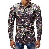 Jaminy Herren Langarm Shirt Longsleeve Slim Fit T-Shirt Männer Sweatshirt Herren Polohemd Langarmshirt Sweatshirt Sport Langarm Shirts M-3XL (XL, Mehrfarbig)