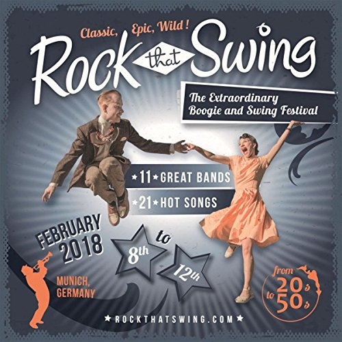Rock That Swing-Festival Compilation Vol.5 (Swing N Rock ' ')