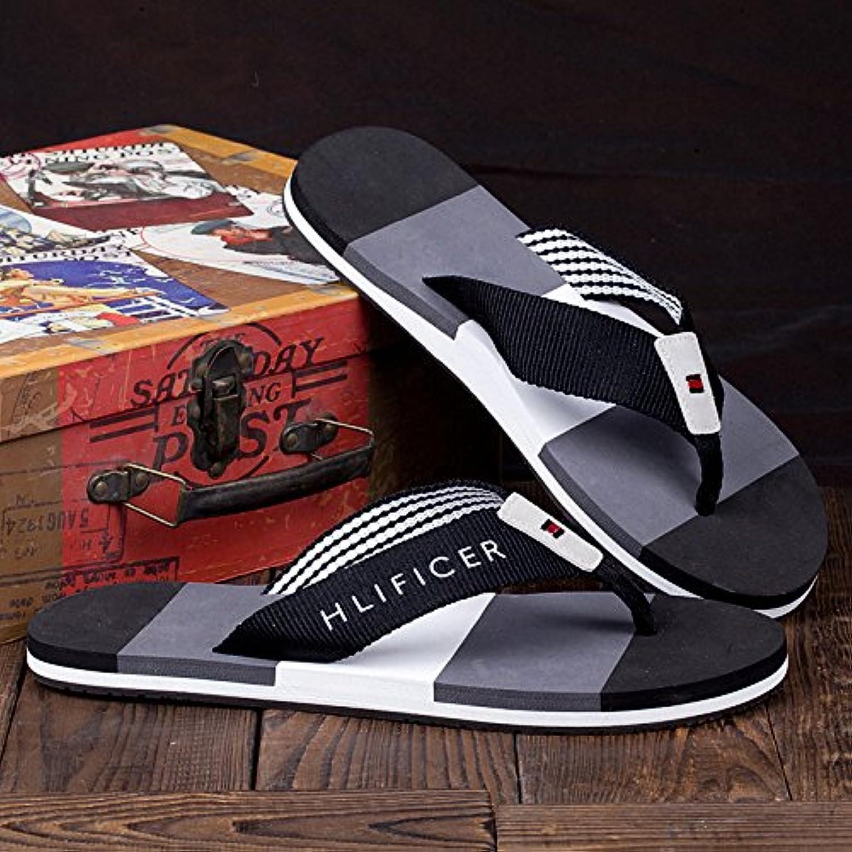 Summer Tow Slip Sandals Men'S Korean Sandals Outdoor Sandals