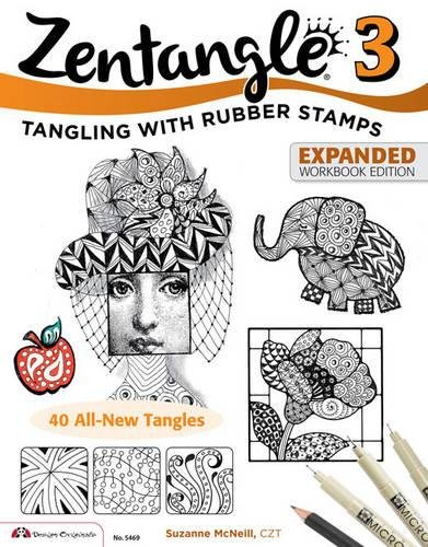 Zentangle 3, Expanded Workbook Edition por Suzanne McNeill