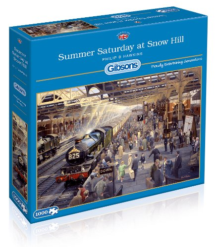 ag bei Snow Hill Puzzle (1000Stück) ()