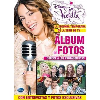 Violetta. Álbum de fotos: La segunda temporada de la serie de TV