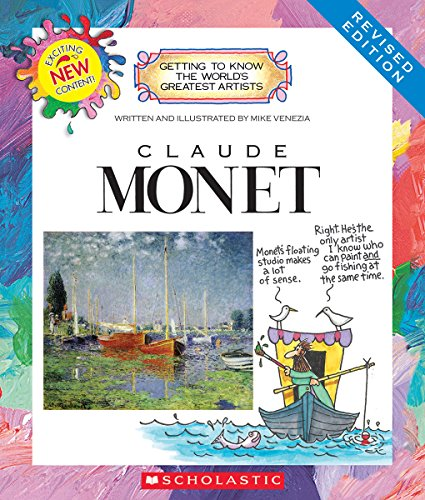 CLAUDE MONET REVISED EDITION (Getting to Know the World's Greatest Artists)