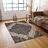 Desirica Jacquard Woven Modern Design Carpet (72inchX48inch)