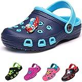 Zoccoli e Pantofole per Bambini Pantofole Unisex Scarpe da Giardino Muli Pantofole da Bagno Clogs da Giardino in Gomma Ragazz