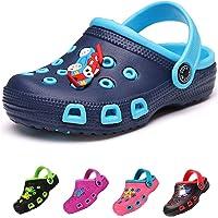Zoccoli e Pantofole per Bambini Pantofole Unisex Scarpe da Giardino Muli Pantofole da Bagno Clogs da Giardino in Gomma…