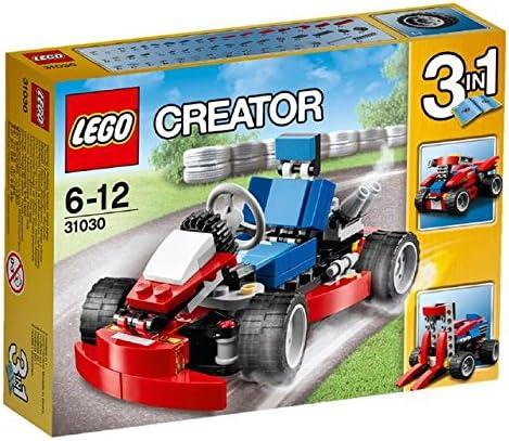 Bonne année Surprise  LEGO Creator Creator Creator Rouge Go-Kart 31030 6-12yrs | L'apparence élégante  3c293b