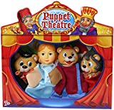 Childrens Puppet Theatre ~ Goldilocks And The Three Bears