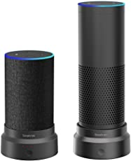 Smatree Batteriebasis für Amazon Echo (2.nd Generation) und Echo Plus(Neues Version)