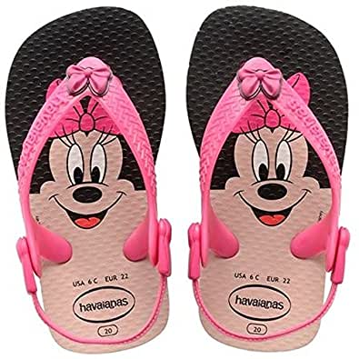 havaianas baby disney classic tongs b b fille chaussures et sacs. Black Bedroom Furniture Sets. Home Design Ideas