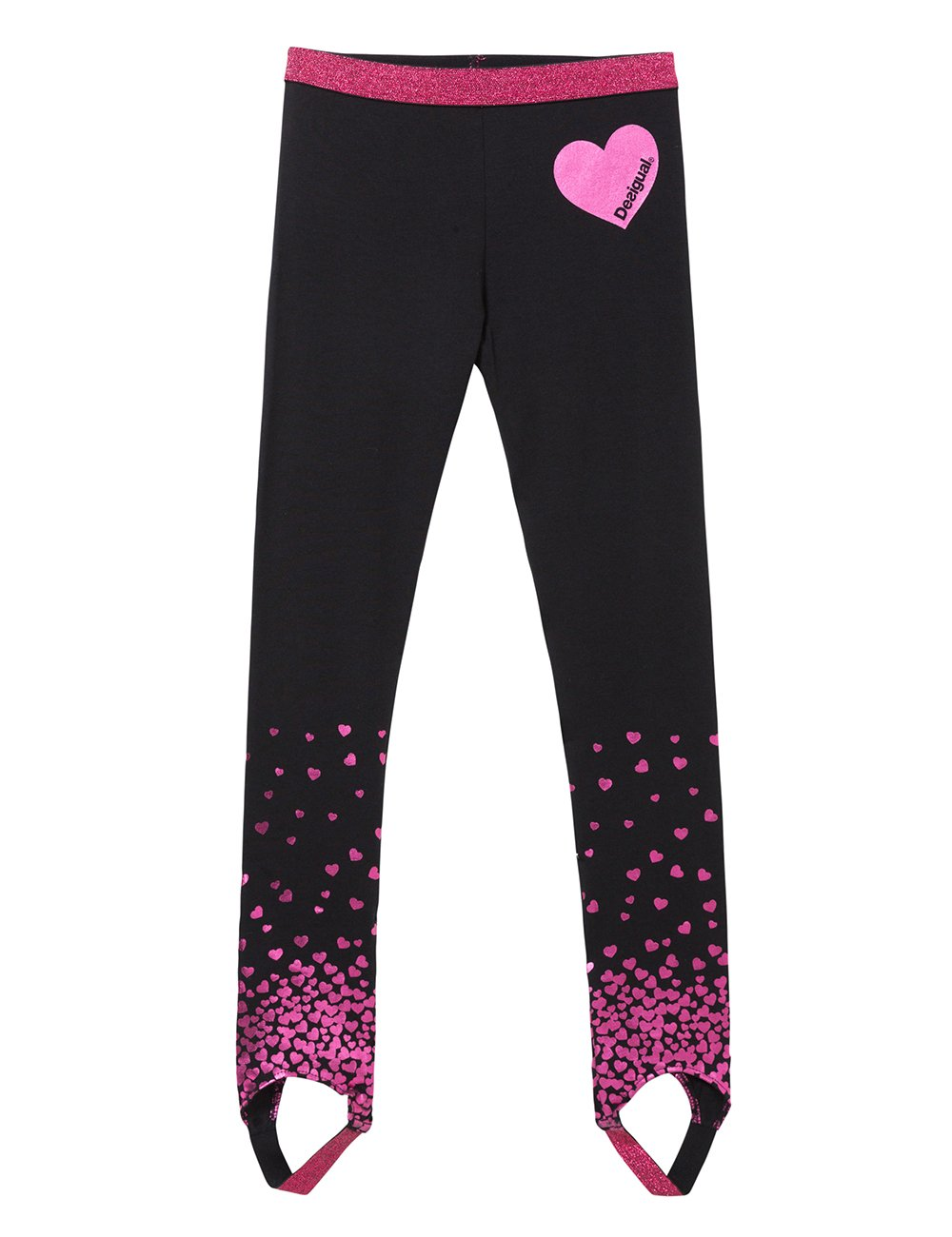 Desigual Legging_Guayaba Pantalones para Niñas