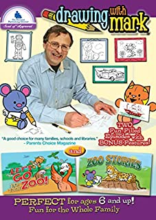Drawing With Mark: Let's Go To the Zoo / Zoo Stories