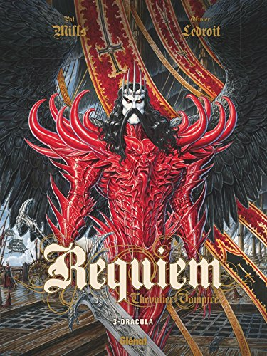 Requiem - Tome 03: Dracula par Pat Mills