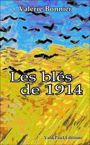 Couverture du livre Les blés de 1914