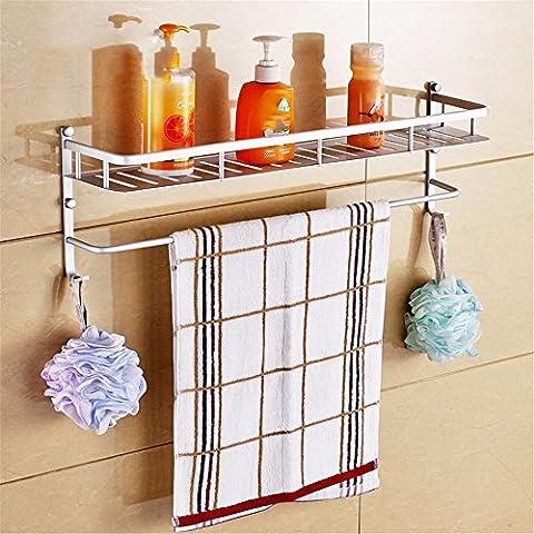 Bathroom racks towel rack towel bar folding rack bathroom accessories bathroom hardware accessories