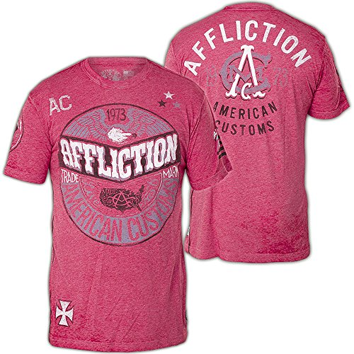 Affliction T-Shirt AC Anthem Rot Rot