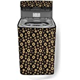 Stylista Washing Machine Cover Compatible for Whirlpool 7 kg 360 Degree Bloomwash Ultra 7.0 Fully-Automatic Top Load…