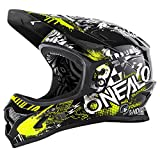 O'Neal Backflip RL2 Helm Attack Mountain Bike DH FR MTB BMX Downhill Fahrrad Magnetverschluss,...