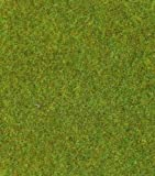 Heki 30800 2 Esterilla de césped verde claro, 40x24cm